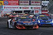 2017 Pirelli World Challenge<br /> Toyota Grand Prix of Long Beach<br /> Streets of Long Beach, CA USA<br /> Sunday 9 April 2017<br /> Peter Kox<br /> World Copyright: Richard Dole/LAT Images<br /> ref: Digital Image RD_LB17_524