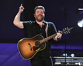 WEST PALM BEACH, FL - SEPTEMBER 14: Chris Young performs at The Coral Sky Amphitheatre on September 14, 2019 in West Palm Beach Florida. Credit Larry Marano © 2019