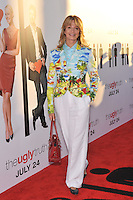 "Deidre Hall at the premiere of ""The Ugly Truth"" at the Cinerama Dome, Hollywood..July 16, 2009  Los Angeles, CA.Picture: Paul Smith / Featureflash"