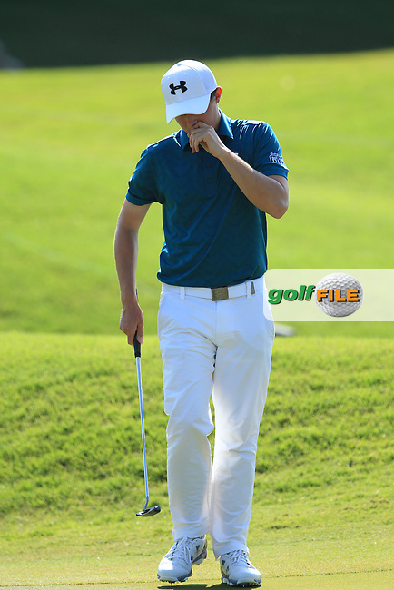 Matthew Fitzpatrick (ENG) during the First Round of The Players, TPC Sawgrass,   Florida, USA. 12/05/2016.<br /> Picture: Golffile   Mark Davison<br /> <br /> <br /> All photo usage must carry mandatory copyright credit (&copy; Golffile   Mark Davison)