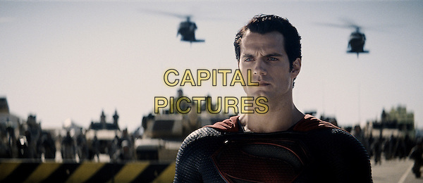 HENRY CAVILL <br /> in Man of Steel (2013) <br /> *Filmstill - Editorial Use Only*<br /> CAP/FB<br /> Supplied by Capital Pictures