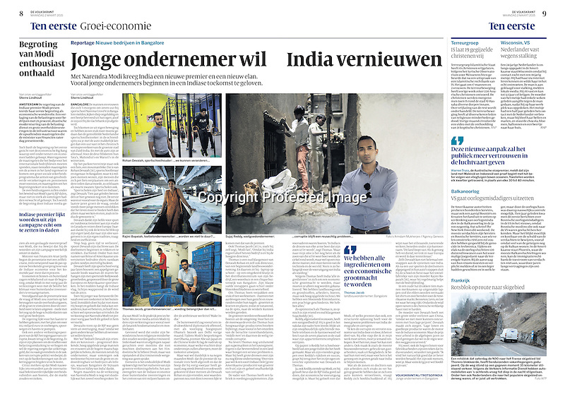 De Volkskrant (#onassignment) The Neitherlands