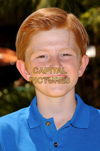 "ZANE HUETT.""The Simpsons Ride"" Opening at Universal Studios Hollywood, Universal City, California, USA..May 17th, 2008.headshot portrait .CAP/ADM/BP.©Byron Purvis/AdMedia/Capital Pictures."