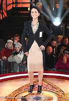 Liz Jones at Celebrity Big Brother 2014 - Contestants Enter The House, Borehamwood. 03/01/2014 Picture by: Henry Harris / Featureflash