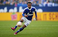 FUSSBALL   1. BUNDESLIGA   SAISON 2012/2013    27. SPIELTAG FC Schalke 04 - TSG 1899 Hoffenheim                       30.03.2013 Raffael (FC Schalke 04)