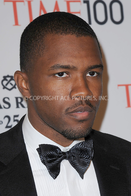 WWW.ACEPIXS.COM . . . . . .April 23, 2013...New York City.... Frank Ocean an his mom attend TIME 100 Gala, TIME'S 100 Most Influential People In The World at Jazz at Lincoln Center on April 23, 2013 in New York City ....Please byline: KRISTIN CALLAHAN - ACEPIXS.COM.. . . . . . ..Ace Pictures, Inc: ..tel: (212) 243 8787 or (646) 769 0430..e-mail: info@acepixs.com..web: http://www.acepixs.com .