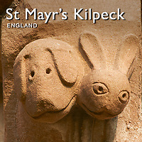 Pictures  of Kilpeck Church Romanesque Sculptures | Kilpeck England