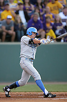 June 5, 2010: Jeff Gelalich of UCLA during NCAA Regional game against LSU at Jackie Robinson Stadium in Los Angeles,CA.  Photo by Larry Goren/Four Seam Images