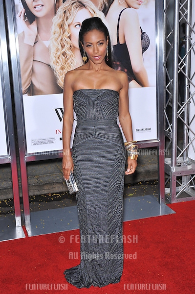 "Jada Pinkett Smith at the Los Angeles premiere of her new movie ""The Women"" at Mann Village Theatre, Westwood..September 4, 2008  Los Angeles, CA.Picture: Paul Smith / Featureflash"