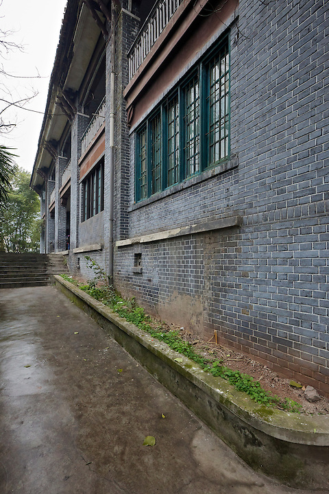 The APC Agent's Former Residence, Chongqing (Chungking).