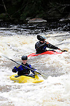 Whitewater racing
