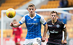 St Johnstone v Motherwell&hellip;12.08.17&hellip; McDiarmid Park&hellip; SPFL<br />Callum Hendry<br />Picture by Graeme Hart.<br />Copyright Perthshire Picture Agency<br />Tel: 01738 623350  Mobile: 07990 594431