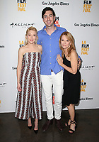 "16 June 2017 - Santa Monica, California - Madelyn Deutch, Nicholas Braun, Lea Thompson. 2017 Los Angeles Film Festival - Premiere Of ""The Year Of Spectacular Men"". Photo Credit: F. Sadou/AdMedia"