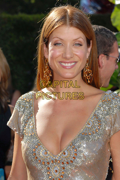 KATE WALSH.58th Annual Primetime Emmy Awards held at the Shrine Auditorium, Los Angeles, California, USA..August 27th, 2006.Ref: ADM/CH.headshot portrait earrings silver.www.capitalpictures.com.sales@capitalpictures.com.©Charles Harris/AdMedia/Capital Pictures.