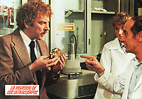 Invasion of the Body Snatchers (1978) <br /> Lobby card with Donald Sutherland<br /> *Filmstill - Editorial Use Only*<br /> CAP/KFS<br /> Image supplied by Capital Pictures