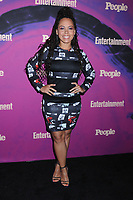 13 May 2019 - New York, New York - Amirah Vann at the Entertainment Weekly & People New York Upfronts Celebration at Union Park in Flat Iron. Photo Credit: LJ Fotos/AdMedia