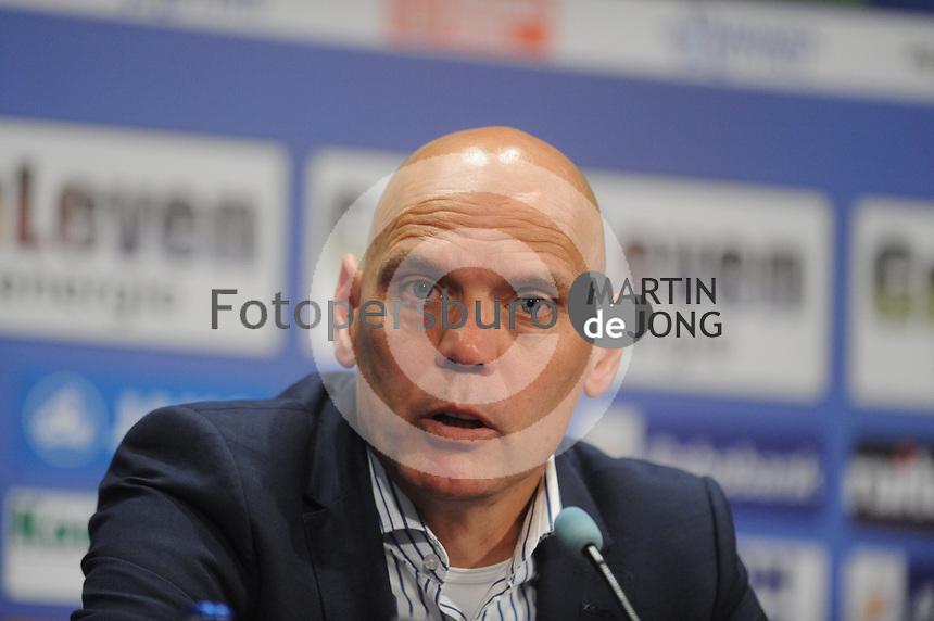 VOETBAL: HEERENVEEN: Abe Lenstra Stadion, 17-05-2017, SC Heerenveen - FC Utrecht, uitslag 1-3, trainer/coach Jurgen Streppel, ©foto Martin de Jong