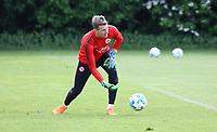 Torwart Lukas Hradecky (Eintracht Frankfurt) - 01.05.2018: Eintracht Frankfurt Training, Commerzbank Arena