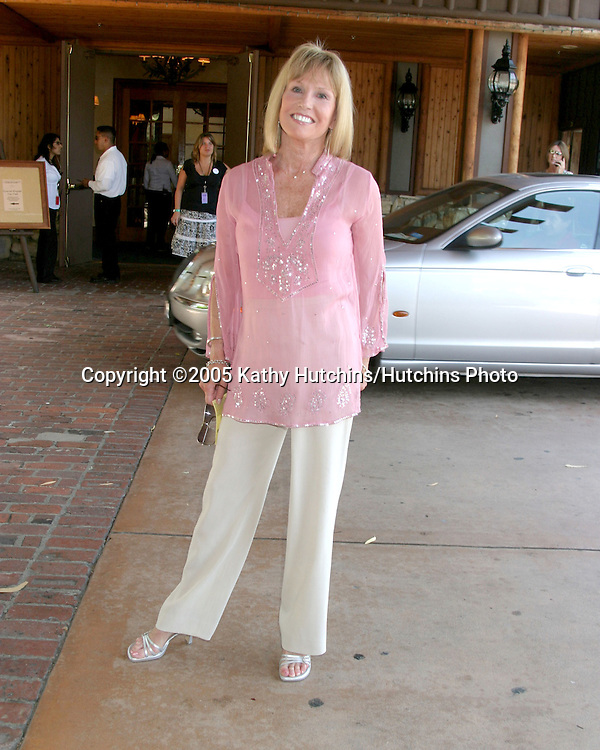 Leslie Charleson.General Hospital Fan Club Luncheon.Sportsman's Lodge.Studio City, CA.July 16, 2005.©2005 Kathy Hutchins / Hutchins Photo