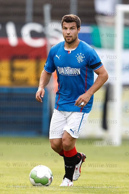 Richard Foster, Rangers