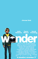 Wonder (2017)<br /> POSTER ART<br /> *Filmstill - Editorial Use Only*<br /> CAP/KFS<br /> Image supplied by Capital Pictures
