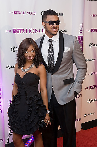 Slug: 2011 BET Honors.Date: 01-16-2011.Photographer: Mark Finkenstaedt.Location:  Wagner Theater, Washington DC.Caption:  2010 BET Honors - Wagner Theater Washington DC.Aaron Maybin