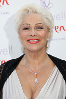 Denise Welch at the 2015 Butterfly Ball, in aid of the Caudwell Children Charity, at the Grosvenor House Hotel. <br /> June 25, 2015  London, UK<br /> Picture: James Smith / Featureflash