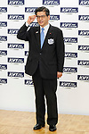 Minister of Land, Infrastructure, Transport and Tourism Keiichi Ishii attends a photo call for the 31st Japan Best Dressed Eyes Awards at Tokyo Big Sight on October 22, 2018, Tokyo, Japan. The event featured Japanese celebrities who were recognized for their fashionable eyewear during the International Optical Fair Tokyo (IOFT) 2018. (Photo by Rodrigo Reyes Marin/AFLO)