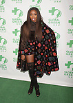 LOS ANGELES, CA - FEBRUARY 22: Singer-songwriter-actress Estelle arrives at the 14th Annual Global Green Pre-Oscar Gala at TAO Hollywood on February 22, 2017 in Los Angeles, California.