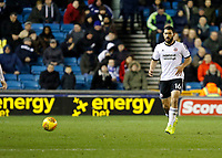 Cameron Carter-Vickers of Sheffield United (on loan from Tottenham Hotspur) in action during the Sky Bet Championship match between Millwall and Sheff United at The Den, London, England on 2 December 2017. Photo by Carlton Myrie / PRiME Media Images.