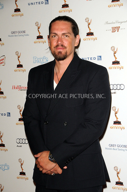 WWW.ACEPIXS.COM . . . . .  ....September 16 2011, LA....Steve Howey arriving at the 63rd Annual Emmy Awards Performers Nominee Reception held at Pacific Design Center on September 16, 2011 in West Hollywood, California. ....Please byline: PETER WEST - ACE PICTURES.... *** ***..Ace Pictures, Inc:  ..Philip Vaughan (212) 243-8787 or (646) 679 0430..e-mail: info@acepixs.com..web: http://www.acepixs.com