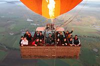 20140621 June 21 Hot Air Balloon Gold Coast
