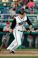 Jay Cox  -  2009 Modesto Nuts playing against the Visalia Rawhide at John Thurman Field, Modesto, CA - 05/19/2009.Photo by:  Bill Mitchell/Four Seam Images