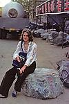 Eve Buckler On Jade Rock