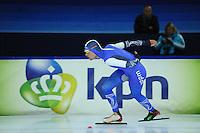 SCHAATSEN: HEERENVEEN: 19-11-2016, IJsstadion Thialf, KNSB trainingswedstrijd, Marwin Talsma, ©foto Martin de Jong