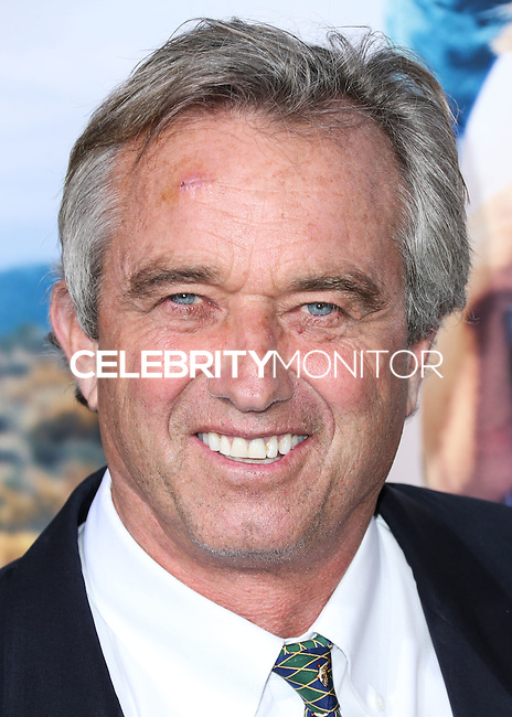 BEVERLY HILLS, CA, USA - NOVEMBER 19: Robert F. Kennedy, Jr. arrives at the Los Angeles Premiere Of Fox Searchlight Pictures' 'Wild' held at the AMPAS Samuel Goldwyn Theater on November 19, 2014 in Beverly Hills, California, United States. (Photo by Xavier Collin/Celebrity Monitor)