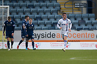 4th January 2020; Dens Park, Dundee, Scotland; Scottish Championship Football, Dundee FC versus Inverness Caledonian Thistle; Aaron Doran of Inverness Caledonian Thistle celebrates after scoring for 1-0 in the 17th minute - Editorial Use