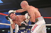 Lee Haskins vs Stuart Hall - 07-07-12 - Clevedon -