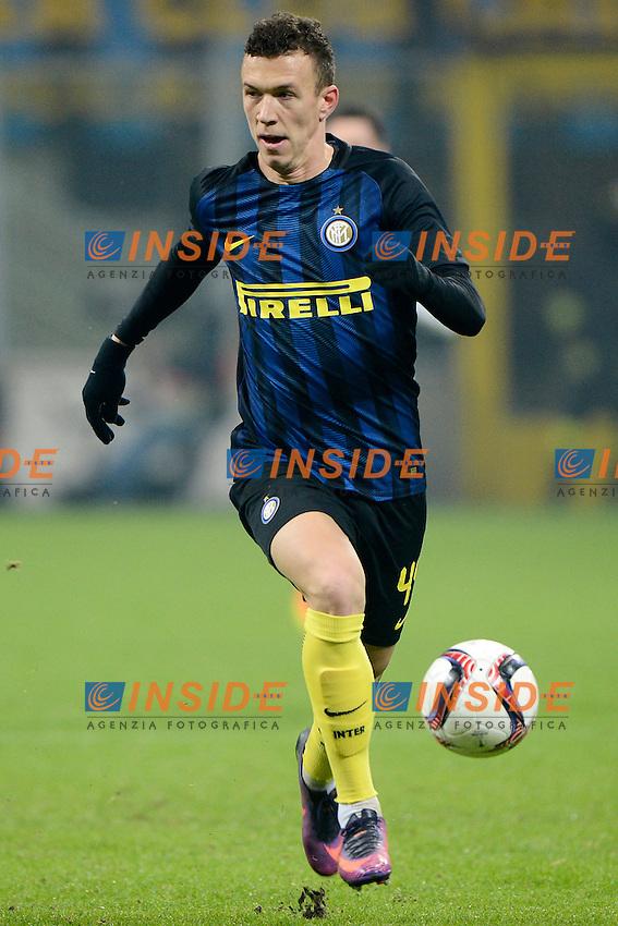Ivan Perisic Inter<br /> Milano 8-12-2016 Stadio Giuseppe Meazza - Football Calcio Europa League Inter - Sparta Praga. Foto Giuseppe Celeste / Insidefoto
