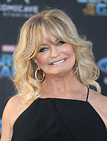 HOLLYWOOD, CA - April 19: Goldie Hawn, At Premiere Of Disney And Marvel's &quot;Guardians Of The Galaxy Vol. 2&quot; At The Dolby Theatre  In California on April 19, 2017. <br /> CAP/MPI/FS<br /> &copy;FS/MPI/Capital Pictures