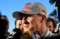 12/02/2010 - F1 Testing