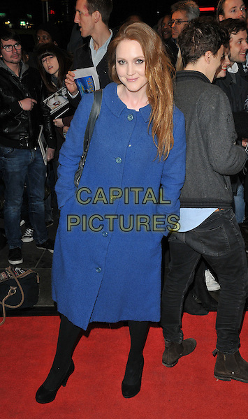 Olivia Hallinan attends the &quot;People, Places and Things&quot; VIP opening night, Wyndham's Theatre, Charing Cross Road, London, UK, on Wednesday 23 March 2016.<br /> CAP/CAN<br /> &copy;Can Nguyen/Capital Pictures