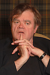 Garrison Keillor during an interview at the Lancaster Hotel Monday  Feb. 19,2007. (Dave Rossman/For the Chronicle)