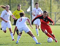 2012-04-15 U17 Belgium - England