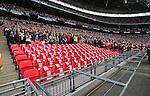 120414 Wigan v Arsenal FA Cup Semi final