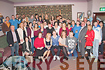 21st Birthday Party of Maurice Sheehan of Abbeyfeale which took place in the Winner's Circle Bar in Abbeyfeale on Friday night.  He is pictured here (front centre) with friends and family.