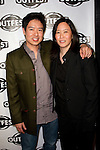 QUENTIN LEE, KIM YUTANI. Arrivals to a screening of The People I've Slept With, presented by Outfest as part of Fusion: the Los Angeles LGBT People of Color Film Festival. Hollywood, CA, USA. March 13, 2010.