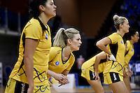 Pulse's Jacinta Messer in action during the ANZ Championship - Central Pulse v Adelaide Thunderbirds at Te Rauparaha Arena, Porirua, New Zealand on Sunday 12 June 2016. <br /> Photo by Masanori Udagawa. <br /> www.photowellington.photoshelter.com.