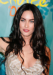 UNIVERSAL CITY, CA. - August 09: Actress Megan Fox poses in the press room during the Teen Choice Awards 2009 held at the Gibson Amphitheatre on August 9, 2009 in Universal City, California.