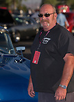 John Isbell from Etna, CA with his 1956 Ford Fairlane during Hot August Nights at the Grand Sierra Resort on Tuesday, August 2, 2016.